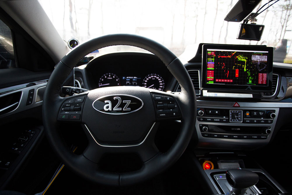 Autonomous a2z Co., Ltd. Headquarters
